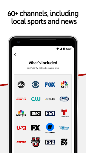 YouTube TV - Watch & Record Live TV 3.05.2 gameplay | AndroidFC 2