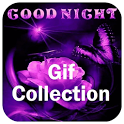 Gif Good Night Collection 2019 icon