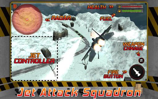 Jet Attack Squadron