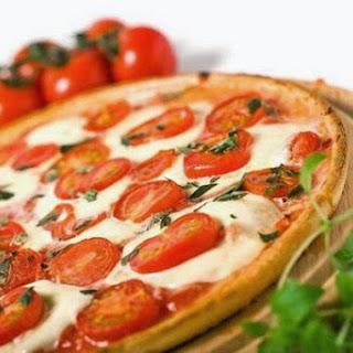 Pizza «Margarita».