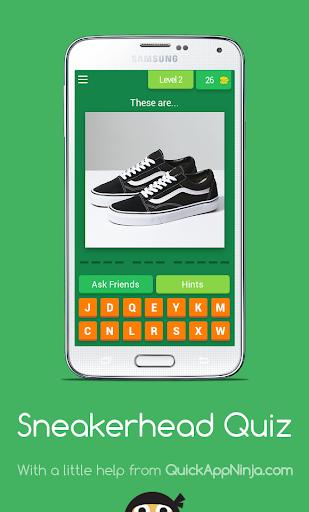 Sneakerhead Quiz android2mod screenshots 3