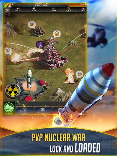 Nida Harb 3: Alliance Empire | MMO Nuclear War 1.6.53 screenshots 16
