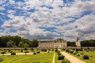Photo: Chanencou Castle Loire Valley, France