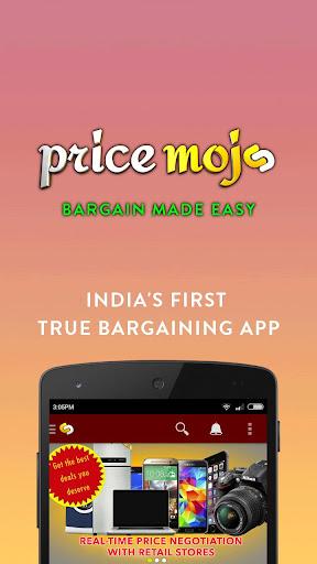 PriceMojo - Real Time Bargain