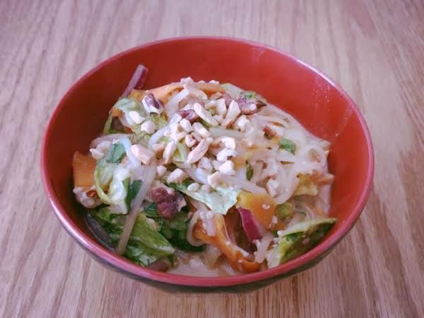 Pad Thai With Tofu Recipe