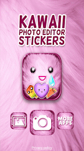 Stiker Foto Editor Kawaii Screenshot