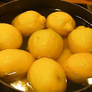 Preserved Lemon Recipe