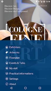Cologne Fine Art 2017 - náhled