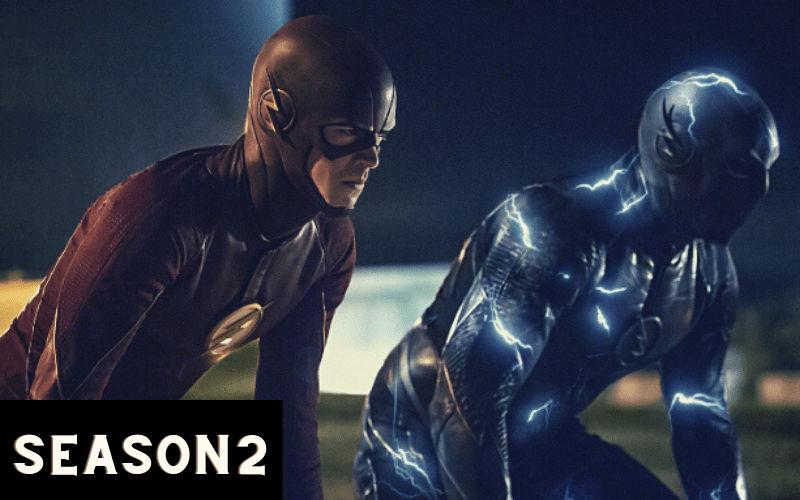 Index of The Flash Season 2