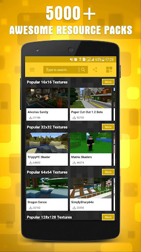 PC u7528 Resources Pack for Minecraft PE 1