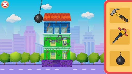 Building simulator screenshots 2