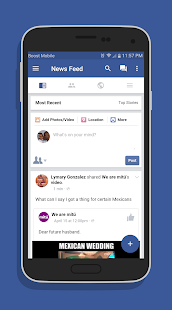 Folio for Facebook Pro Screenshot