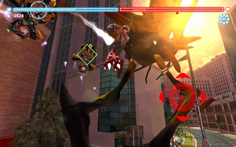 Playworld Superheroes Apk v1.1