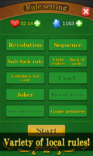#4. Career Poker (Android)