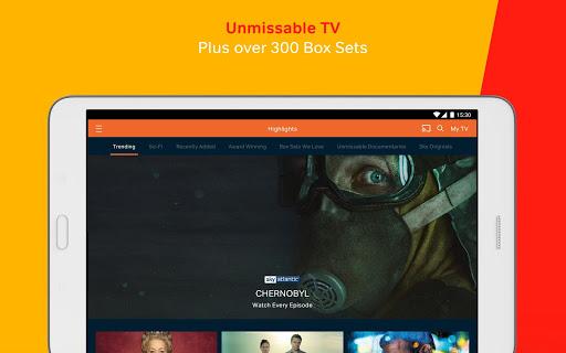 NOW TV 10.9.2 screenshots 19