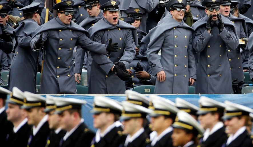 Army football vs. Navy football