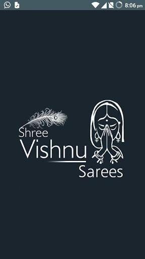 Shree Vishnu Sarees