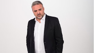 Paco Calavera, humorista almeriense.