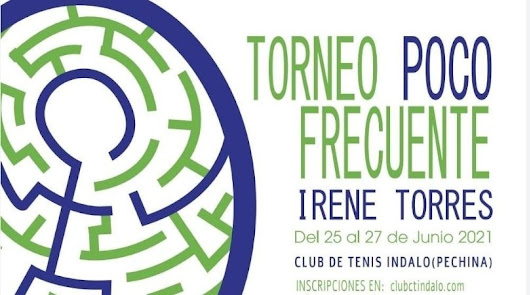 I Torneo de Tenis Poco Frecuente Irene Torres