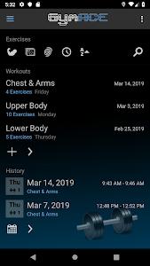 GymACE Pro: Workout Tracker & Body Log 2.1.2-pro (Patched) (Mod)