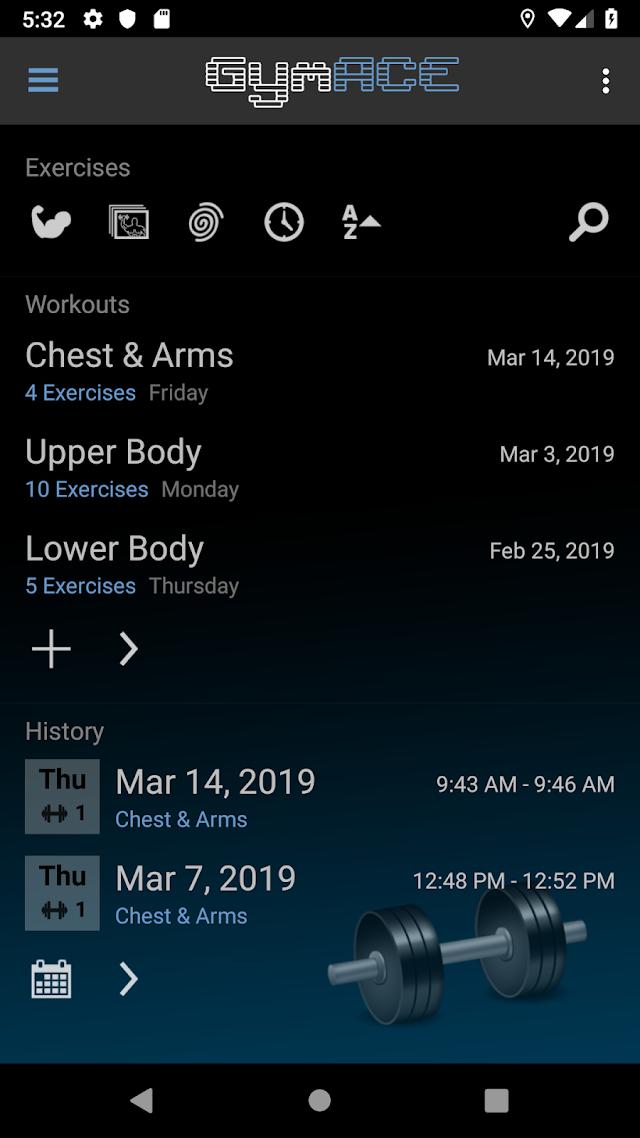 GymACE Pro: Workout & Body Log v1.9.0-pro