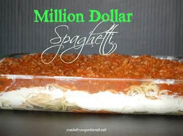 Million Dollar Spagetti