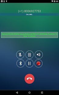 WePhone - free phone calls- screenshot thumbnail