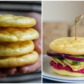 3-Ingredient Cloud Bread Recipe