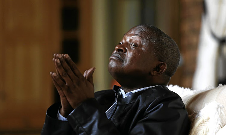 Mpumalanga premier David Mabuza has his sights set on the deputy presidency.