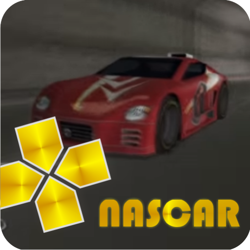 New PPSSPP Nascar Rumble Racing Tip