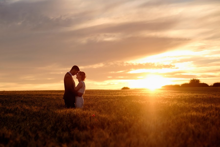 Huwelijksfotograaf Chris Loneragan (cloneragan). Foto van 11.05.2019