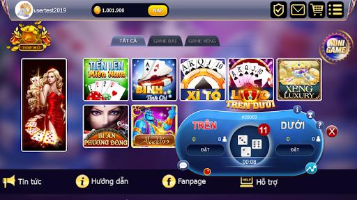 Vua Game Bai 2018 1.3 screenshots 1
