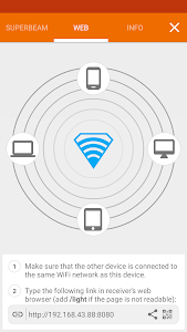 SuperBeam | WiFi Direct Share v4.0.3