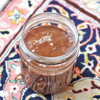 Dark Chocolate Almond Butter.