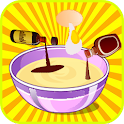Cake Decoration -game cooking icon