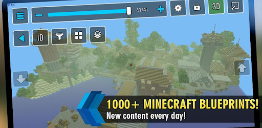 Mcproapp build companion blueprints for minecraft apps on google play malvernweather Image collections