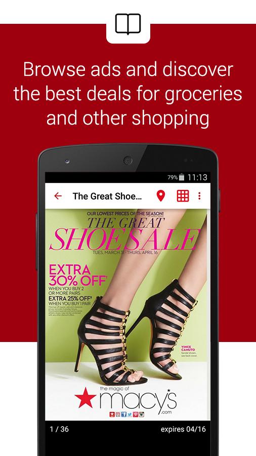 Shopfully - Weekly Ads & Deals- screenshot