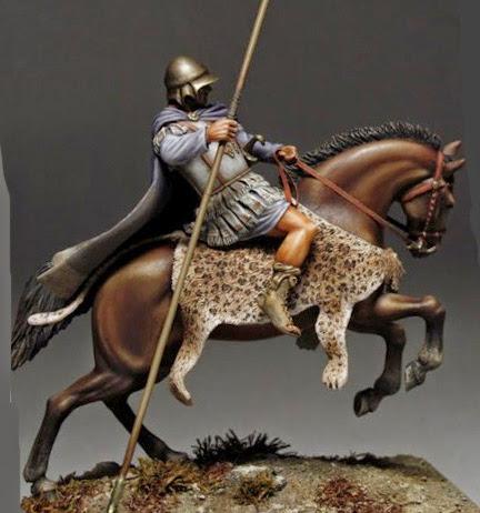 Всадник армии Александра Македонского