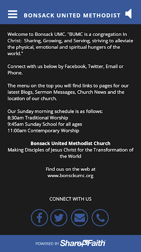 Bonsack United Methodist