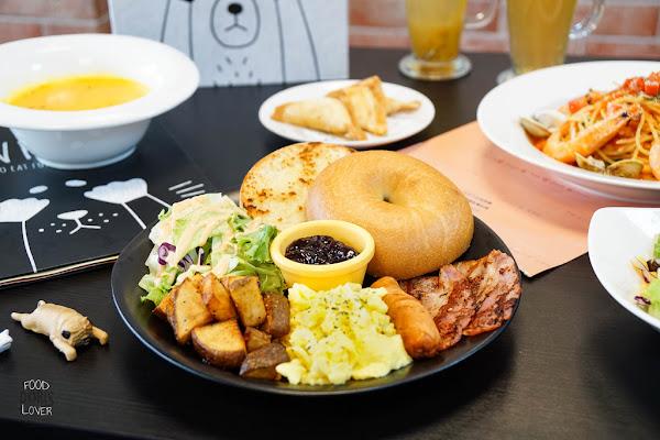 馬李王早午餐(寵物友善)
