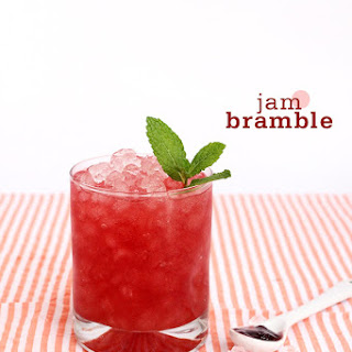 Jam Bramble Cocktail