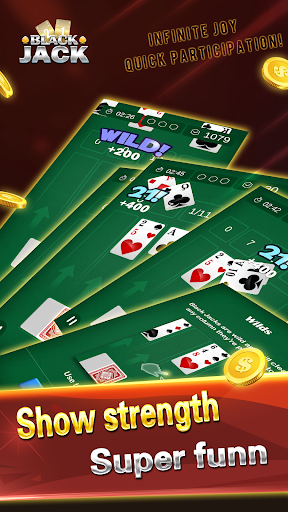 Blackjack Plus - screenshot
