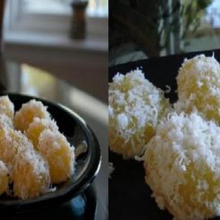 Pichi Pichi - Cassava (Filipino Recipe)