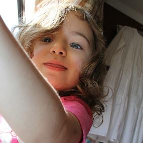 Little Princess by Jessica Driver - Babies & Children Child Portraits ( blue, beautiful, soul, children, eyes )
