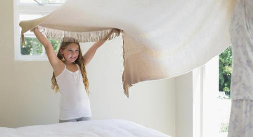 Bed-wetting: How to protect and clean bedding and mattresses