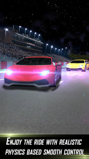 Turbo Sports Car Racing Game