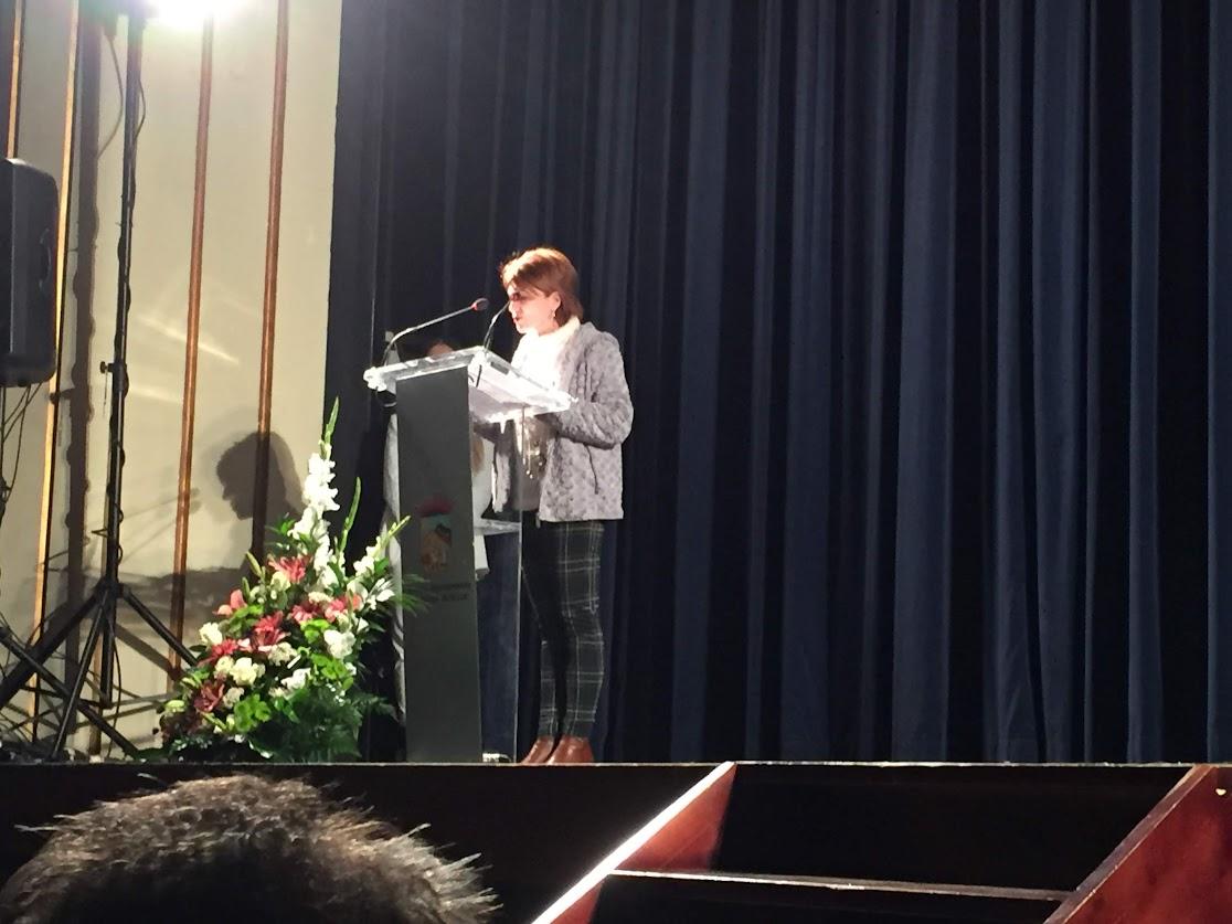 Alcaldesa de Arroyo de la Luz