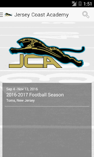 Jersey Coast Academy- screenshot thumbnail
