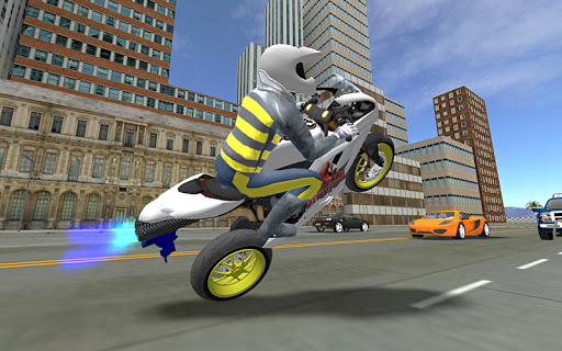 Sports bike simulator Drift 3D apkpoly screenshots 20