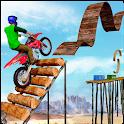 Stunt Bike Rider icon